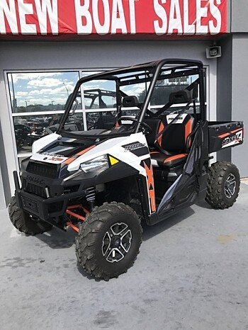 2015 Polaris Ranger XP 900 for sale 200340167