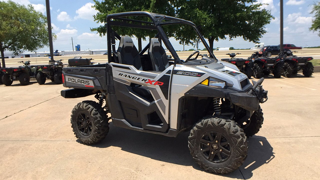 2015 Polaris Ranger XP 900 for sale 200582532