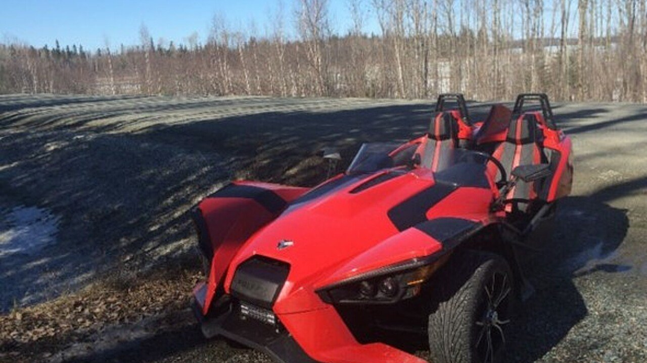 2015 Polaris Slingshot for sale 200476515