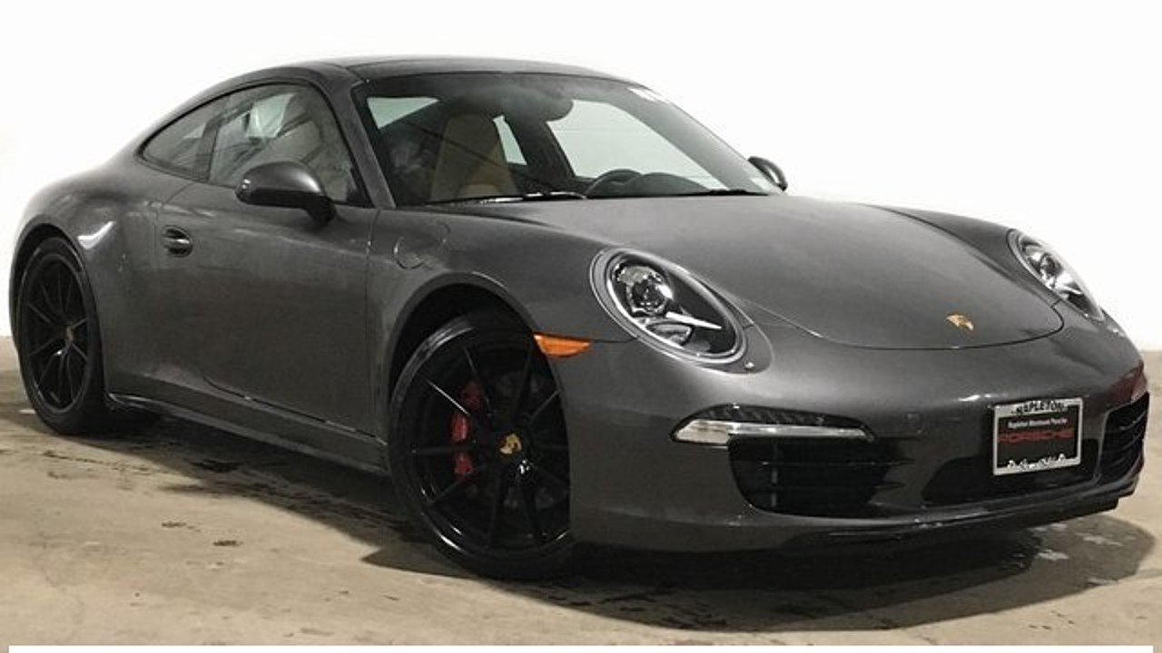 2015 Porsche 911 Carrera S for sale 100955954