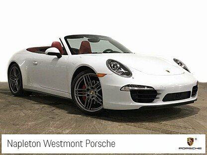 2015 Porsche 911 Cabriolet for sale 100889437