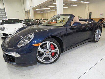 2015 Porsche 911 Cabriolet for sale 100891877