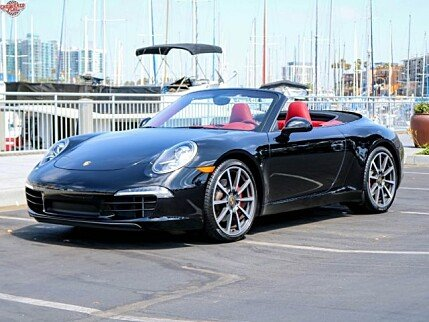 2015 Porsche 911 Cabriolet for sale 100899475