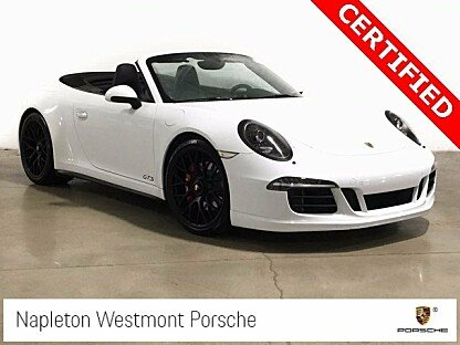 2015 Porsche 911 Cabriolet for sale 100926103