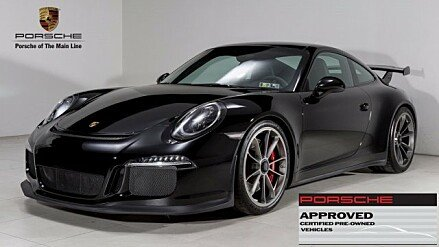2015 Porsche 911 GT3 Coupe for sale 100926444