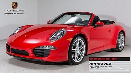 2015 Porsche 911 Carrera Cabriolet for sale 100926994