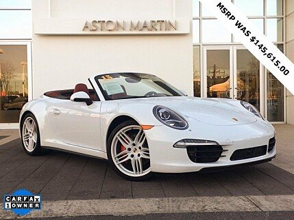 2015 Porsche 911 Cabriolet for sale 100930060