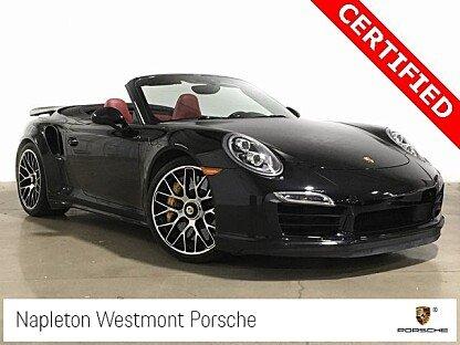 2015 Porsche 911 Cabriolet for sale 100934801