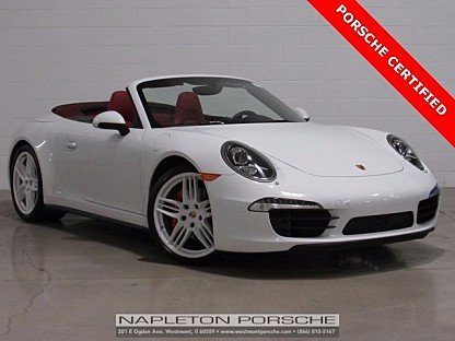 2015 Porsche 911 Cabriolet for sale 100944080