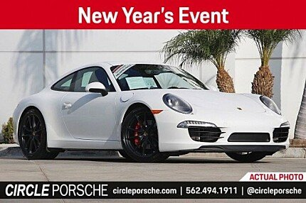 2015 Porsche 911 Carrera S for sale 100955461
