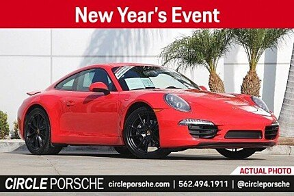 2015 Porsche 911 Coupe for sale 100955469