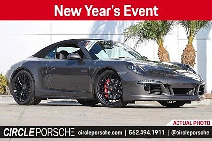 2015 Porsche 911 Cabriolet for sale 100955565