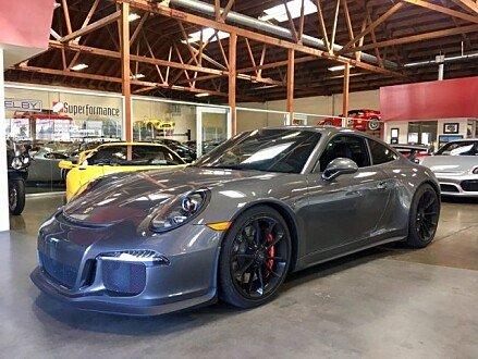 2015 Porsche 911 GT3 Coupe for sale 100958775