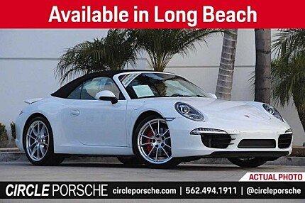 2015 Porsche 911 Cabriolet for sale 100965750