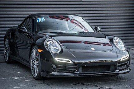 2015 Porsche 911 Cabriolet for sale 100967216
