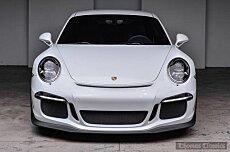 2015 Porsche 911 GT3 Coupe for sale 100983840