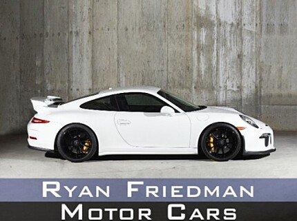 2015 Porsche 911 GT3 Coupe for sale 100988114
