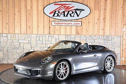 2015 Porsche 911 Cabriolet for sale 101044924