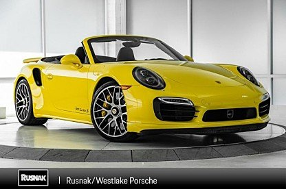 2015 Porsche 911 Cabriolet for sale 101050855