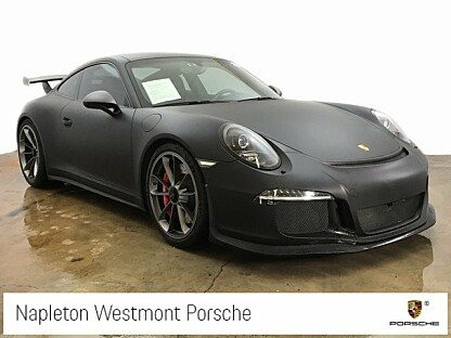 2015 Porsche 911 GT3 Coupe for sale 101055202