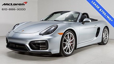 2015 Porsche Boxster GTS for sale 100859278