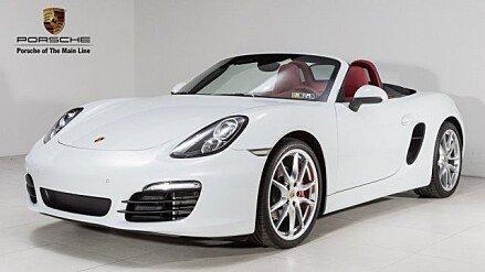 2015 Porsche Boxster for sale 100883020