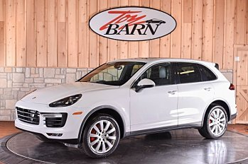 2015 Porsche Cayenne Turbo for sale 100977634