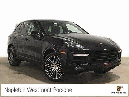 2015 Porsche Cayenne Turbo for sale 100976955