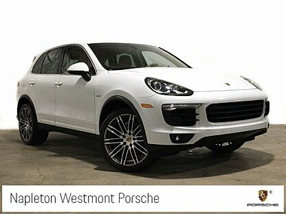 2015 Porsche Cayenne Diesel for sale 100997550