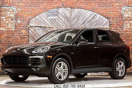 2015 Porsche Cayenne Diesel for sale 101003352