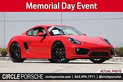 2015 Porsche Cayman for sale 100975878