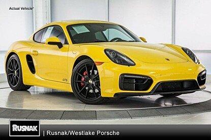 2015 Porsche Cayman for sale 100986270