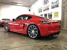 2015 Porsche Cayman for sale 101000181
