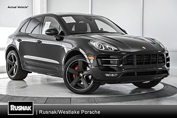2015 Porsche Macan Turbo for sale 100954136
