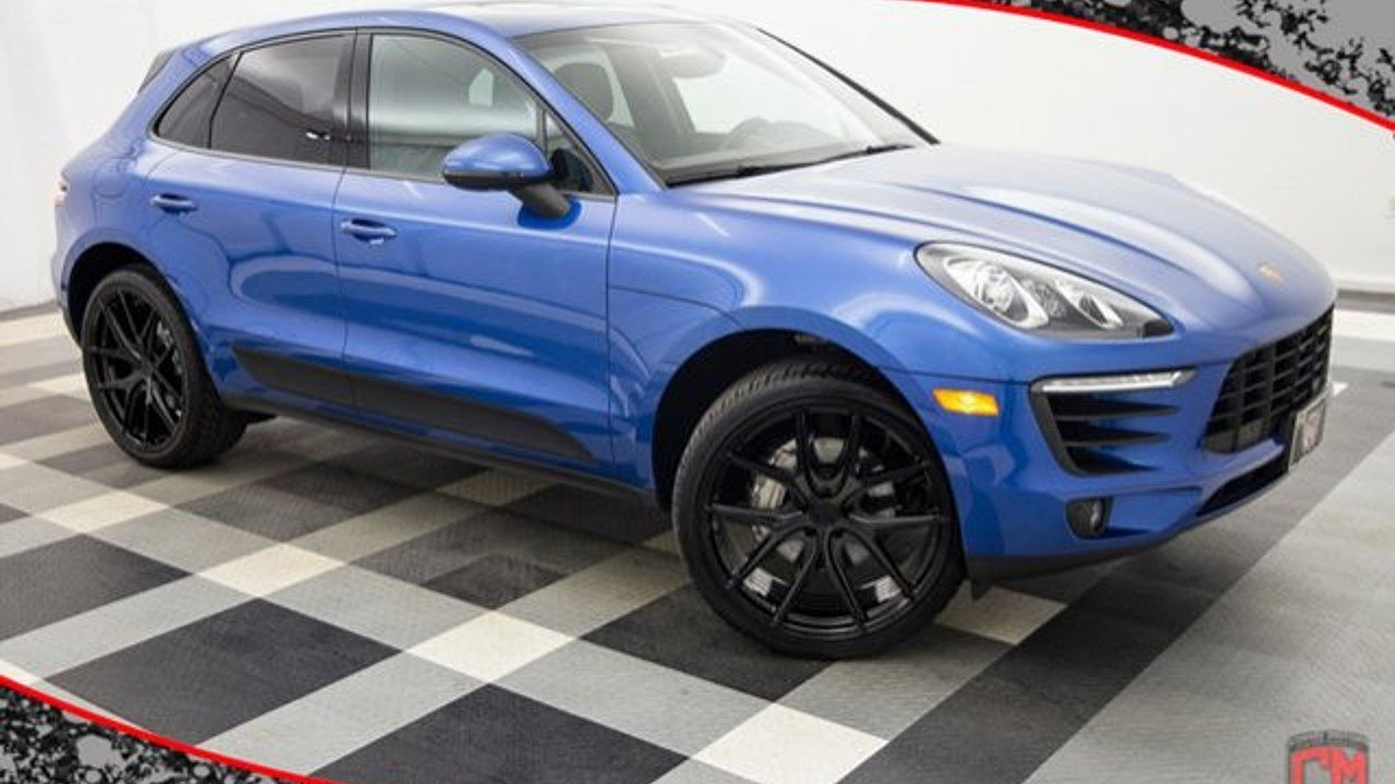2015 Porsche Macan S for sale near Hickory, North Carolina 28601 ...