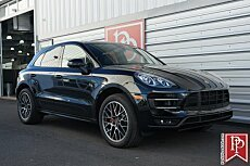 2015 Porsche Macan Turbo for sale 100909783