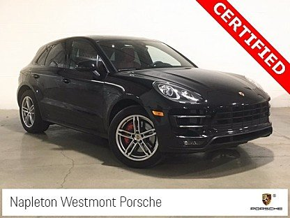 2015 Porsche Macan Turbo for sale 100929740