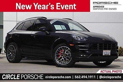 2015 Porsche Macan Turbo for sale 100955464