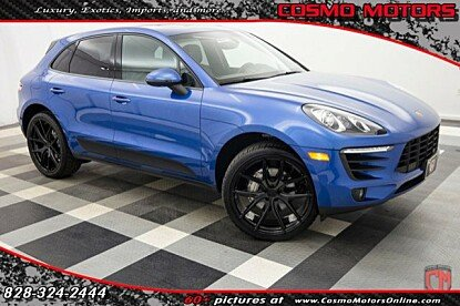 2015 Porsche Macan S for sale 100974709