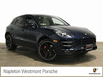 2015 Porsche Macan Turbo for sale 100979947