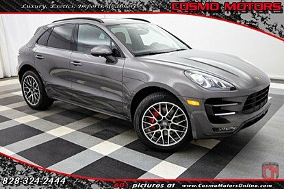 2015 Porsche Macan Turbo for sale 100994560