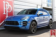 2015 Porsche Macan Turbo for sale 100995711