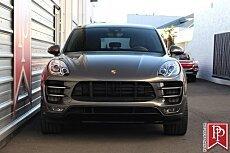 2015 Porsche Macan Turbo for sale 101045000