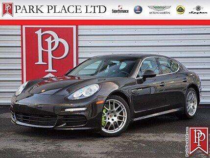 2015 Porsche Panamera S E-Hybrid for sale 100919252
