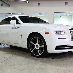 2015 Rolls-Royce Wraith for sale 100787896