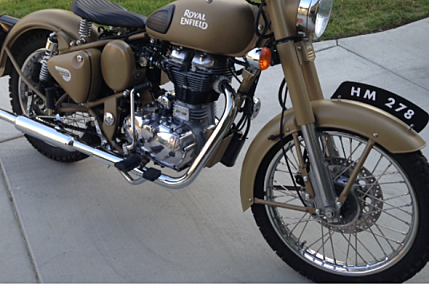 2015 Royal Enfield Classic 500 for sale 200551296
