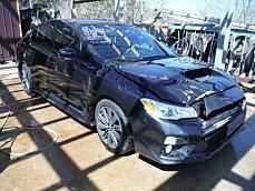 2015 Subaru WRX Premium for sale 100973139