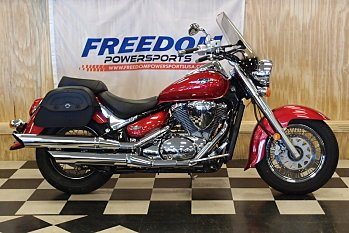 2015 Suzuki Boulevard 800 C50 for sale 200516542