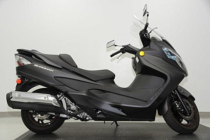 2015 Suzuki Burgman 400 for sale 200514566