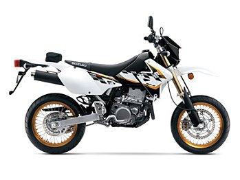 2015 Suzuki DR-Z400SM for sale 200506554